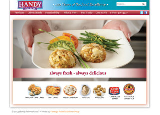Handy International website