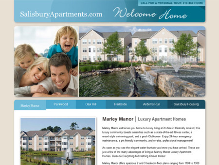 Salisbury Apartments