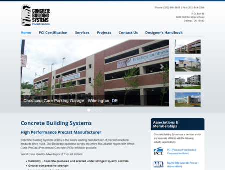 Concrete Building Systems