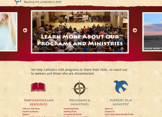 Paulist Evangelization Ministries website