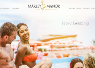 Marley Manor website